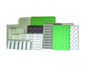 Perforated Flat Pans